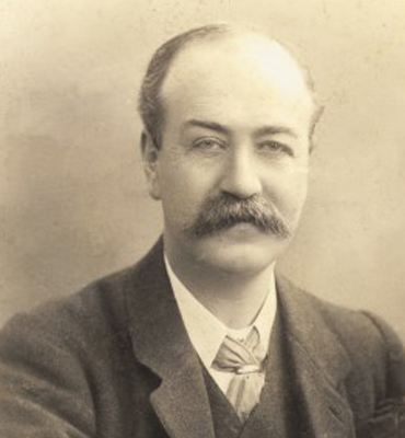 Photograph of Sydney Gimson