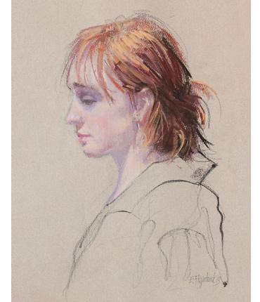 Portrait by Emma Fitzpatrick