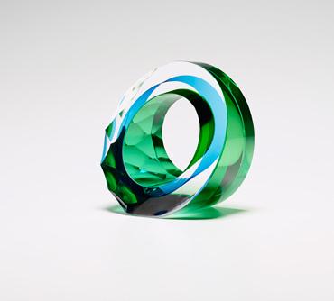 Glass by Graeme Hawes