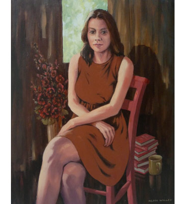 Thumbnail image of Sarah by Alan Willey
