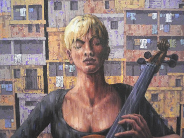 Thumbnail image of Rio (detail) by Alan Willey