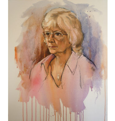 Thumbnail image of Mrs Waring by Alan Willey