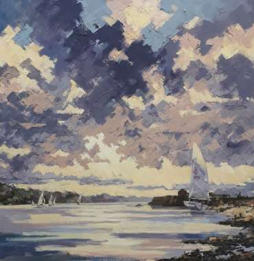 Thumbnail image of Evening Light by Alan Willey