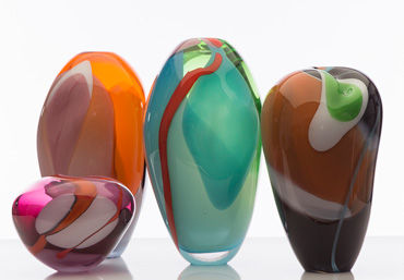 Thumbnail image of Life Within - large and medium vessels by Alice Heaton
