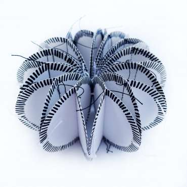 Thumbnail image of Linear Concertina 1 by Amy Bonsor