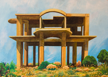 Thumbnail image of Greek House by Andrew Sales