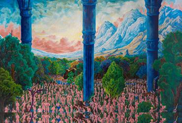 Eden by Andrew Sales