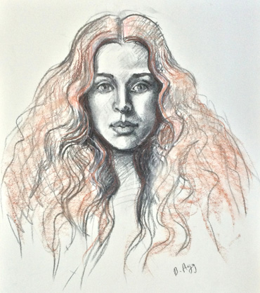 Thumbnail image of Big Hair by Barbara Agg