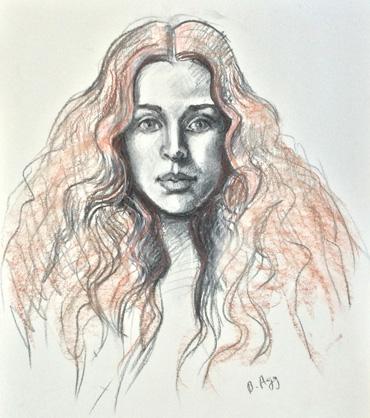 Thumbnail image of Big Hair by Barbara Agg