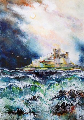 Thumbnail image of Bamburgh Castle by Bob Morley