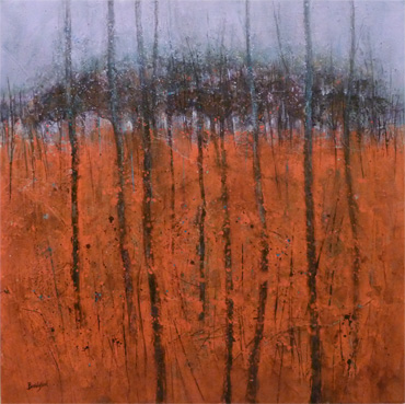 Thumbnail image of Treescape by Brenda Brailsford