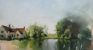 Thumbnail image of A Famous Pond by Chris Macauley