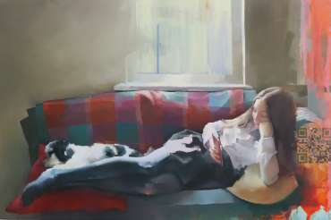 Thumbnail image of Lily & Percy by Chris Macauley