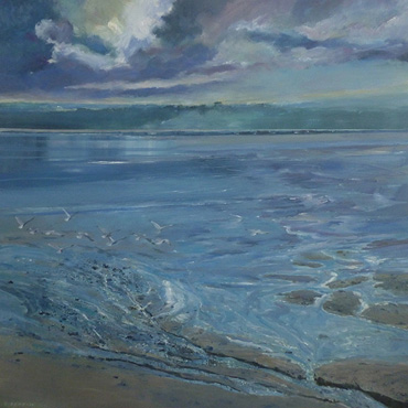 Thumbnail image of Across the Estuary by Christopher Bent
