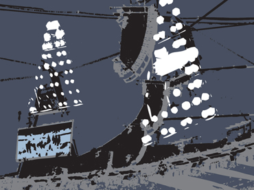Thumbnail image of Cast Shadow 5 Stadium1 by David Clarke