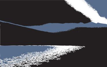 Thumbnail image of Cast-Shadow 6 Garda Moon by David Clarke