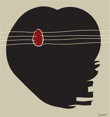 Thumbnail image of Quater Series 7 - Sticking Plaster for a Broken Heart by David Clarke
