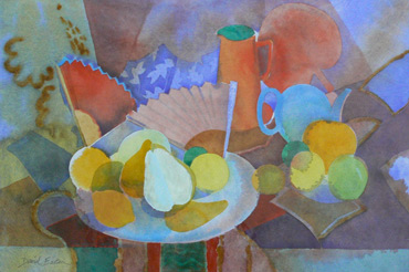 Thumbnail image of Still Life with Fruit by David Easton