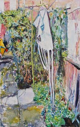 Thumbnail image of Aprons Rehung by Deborah Ward