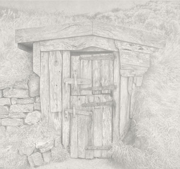 Hawker's Hut by Dylan Waldron
