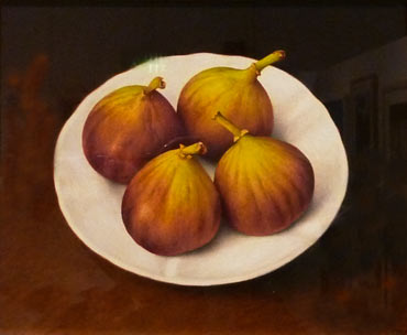 Thumbnail image of A Saucer with Figs by Dylan Waldron
