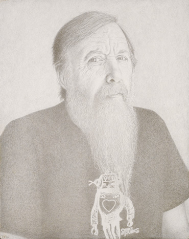 Thumbnail image of Portrait of David Suff by Dylan Waldron