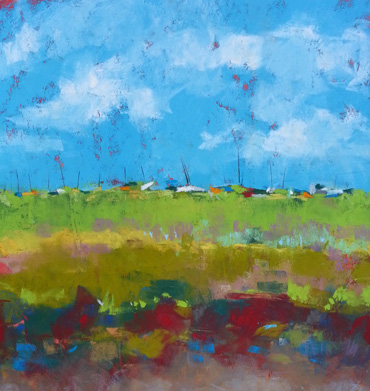 Thumbnail image of Blakeney Marsh by Emma Fitzpatrick