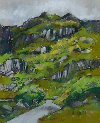 Thumbnail image of Pen-y-Benglog by Emma Fitzpatrick
