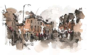 Thumbnail image of Braunstone Gate III, Leicester by Emma Fitzpatrick