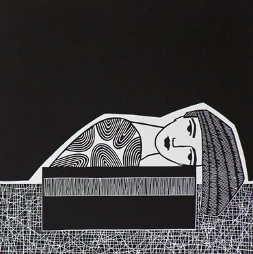 Thumbnail image of Heavy Head I by Fiona Humphrey