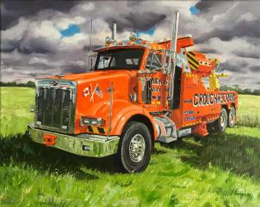 Thumbnail image of Heavy Vehicle by Frank Bingley
