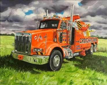 Thumbnail image of Heavy Vehicle by Frank Bingley