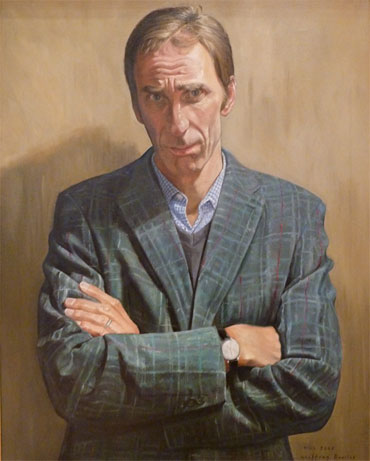 Thumbnail image of Will Self by Geoffrey Beasley
