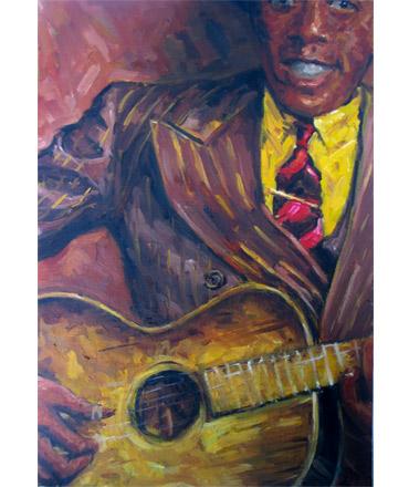 Thumbnail image of Robert Johnstone by Geoffrey Beasley