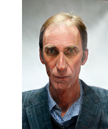 Will Self by Geoffrey Beasley