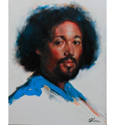 Thumbnail image of Juan by George Sfougaras