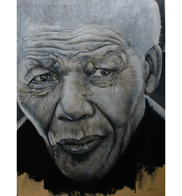 Thumbnail image of Great Man by George Sfougaras