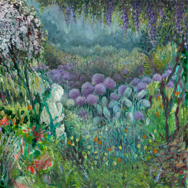 Thumbnail image of Alliums by Glen Heath