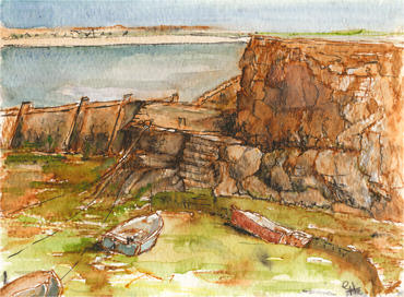 Thumbnail image of La Salerie, Guernsey by Glen Heath