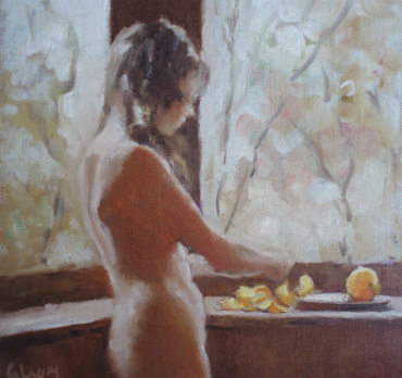 Oranges by Graham Lacey