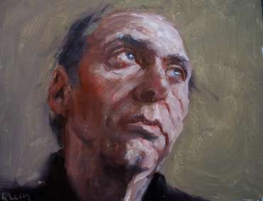 Thumbnail image of Self Portrait by Graham Lacey