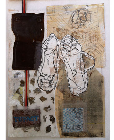 Thumbnail image of Remnants & Relics (detail) by Heather Harley