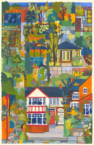 Thumbnail image of House and Garden by Helen Newton