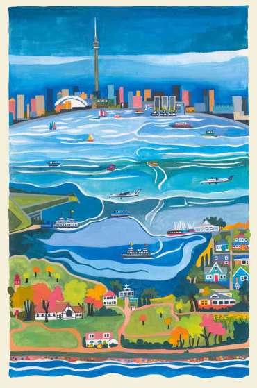 Thumbnail image of Toronto by Helen Newton
