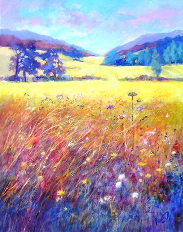 Thumbnail image of Faraway Fields by Irene Peutrill