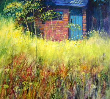 Thumbnail image of Wild Corner by Irene Peutrill