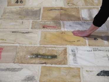 Thumbnail image of In Memory (detail) by Jacqui Gallon