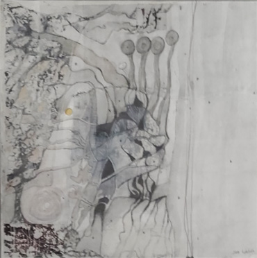 Thumbnail image of Medieval Trees 4 by Jan Welch