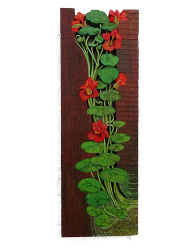 Thumbnail image of Nasturtiums by Jenny Cook
