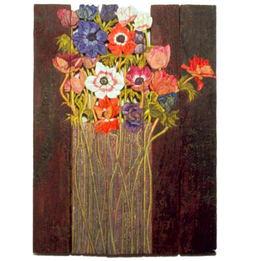 Thumbnail image of Anemones III by Jenny Cook